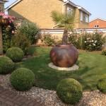Garden design / feature planting.